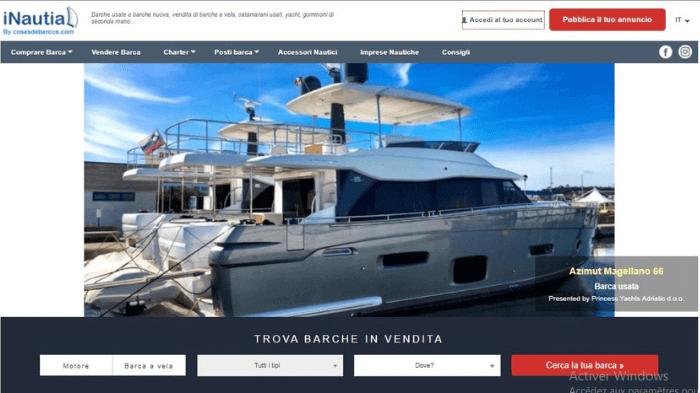 acquistare la prima barca