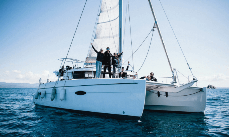 vacanze a bordo