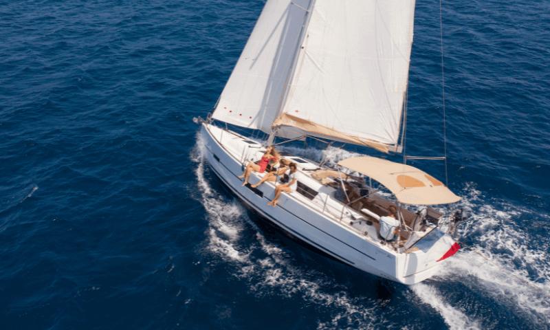 navigazione barca a vela