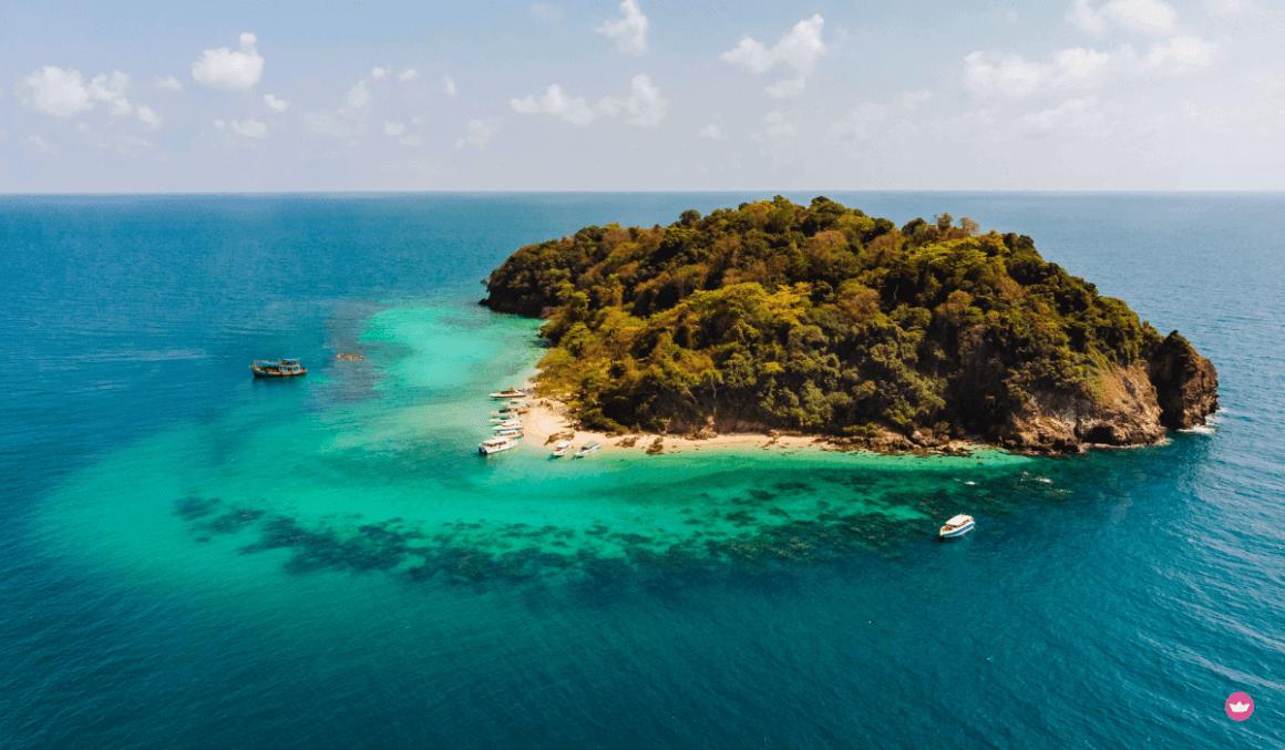 110 isole più belle del mondo