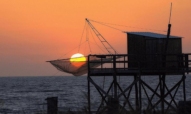 tramonto isola oleron