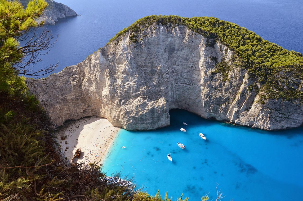 Shipwreck beach Griekenland