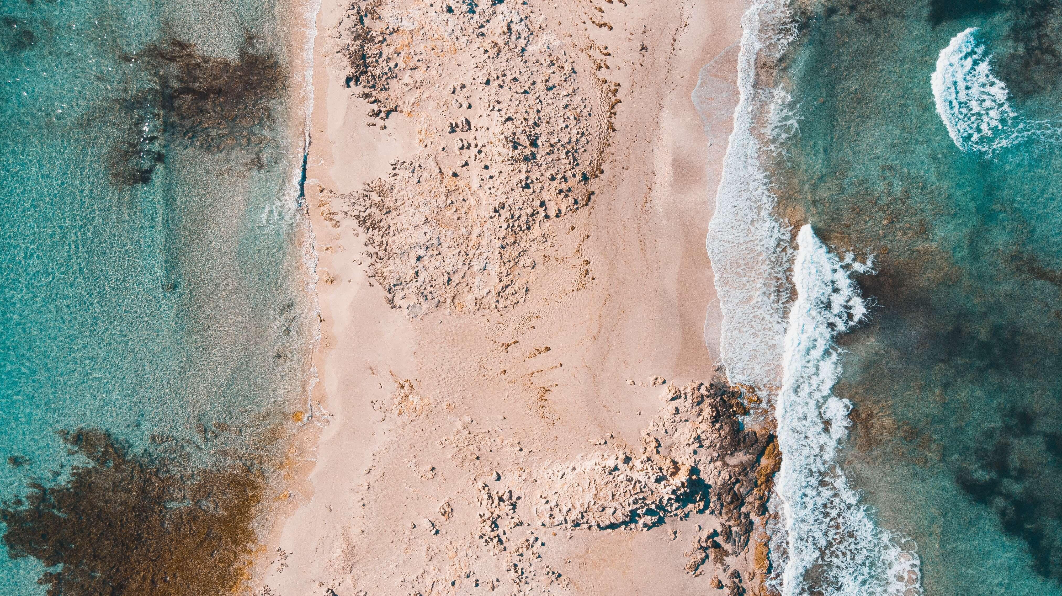 Mooiste strand van de Balearen ten noorden van Formentera