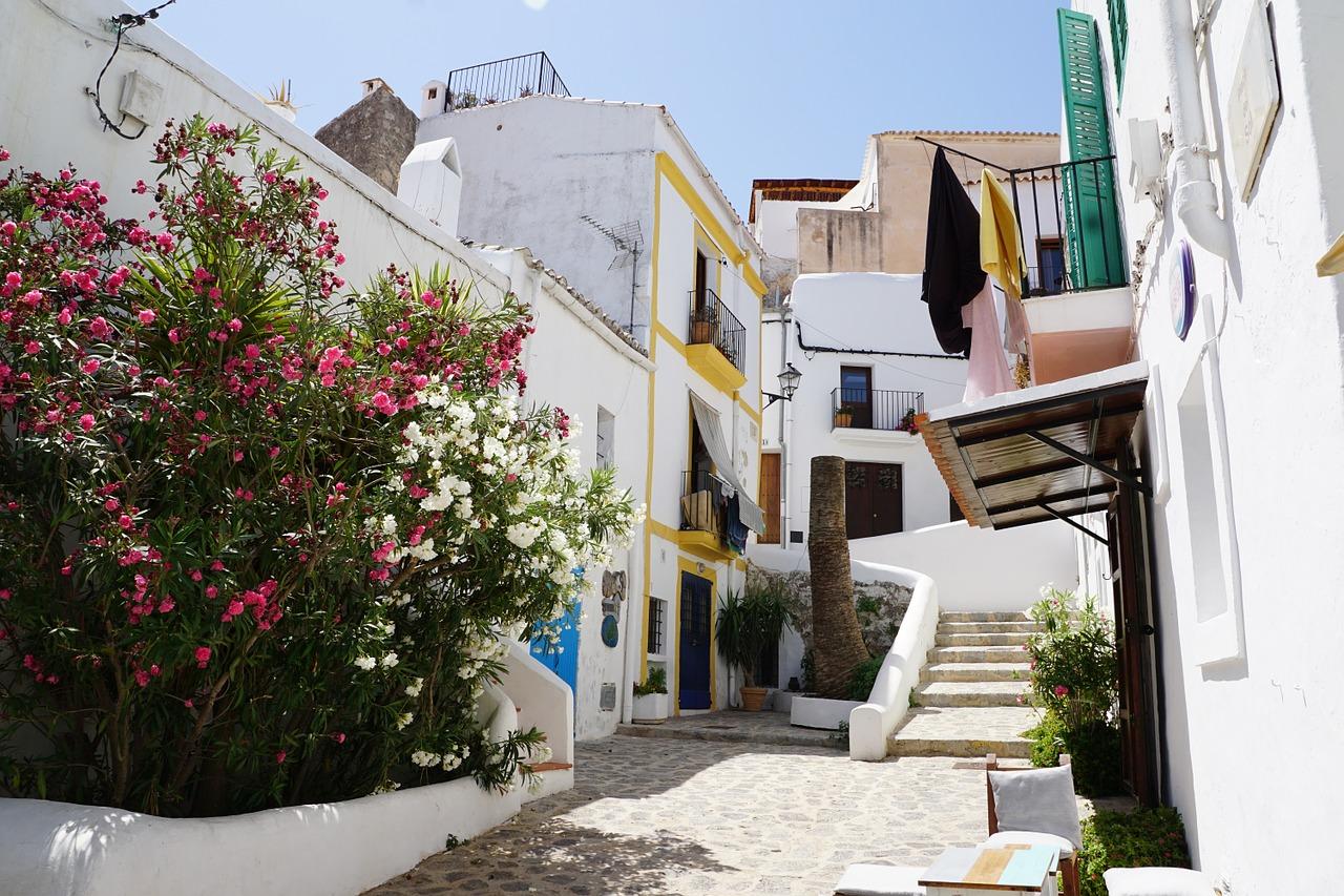 Ibiza-Stad Eivissa Ibiza Spanje Boot huren in Ibiza Bootverhuur Ibiza Wat te doen op Ibiza