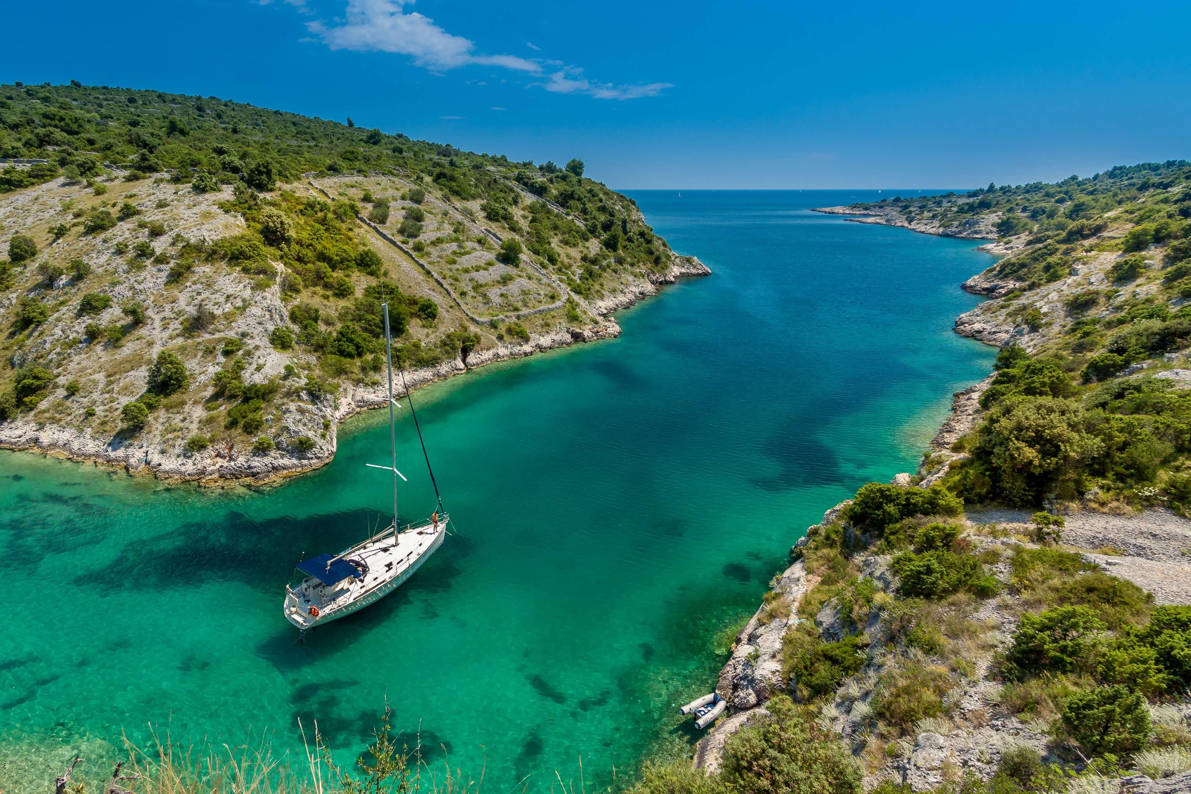 boot huren in kroatie, zeilboot huren kroatie, catamaran huren kroatie, zeilvakantie kroatie, vaarvakatie kroatie, vakantie kroatie