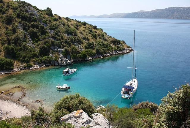 zeilvakantie kroatie, vaarvakantie kroatie, zeilen in kroatie, zeilboot huren kroatie, catamaran huren kroatie, boot huren kroatie