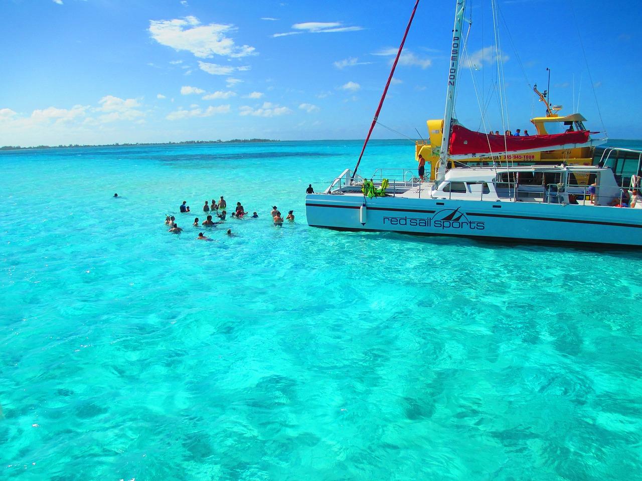 goede voornemens, partyboot, feestje op een catamaran, organiseer een feest op een boot