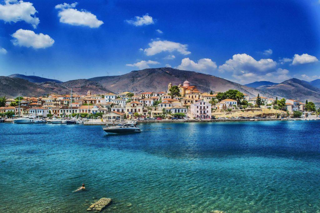 zeilboot huren griekenland zeilen in griekenland boot huren griekenland