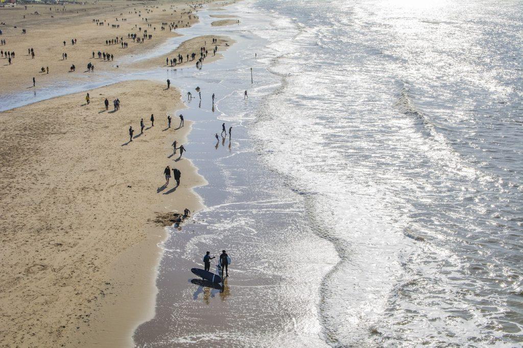 vakantie in Nederland strandvakantie nederland