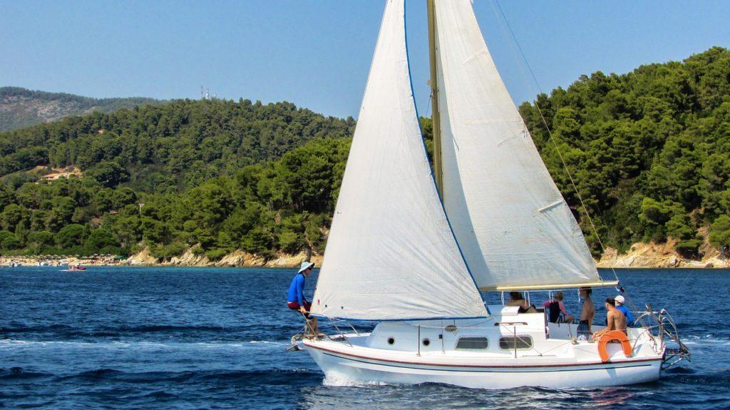 zeilvakantie griekenland zeilboot huren zeilen griekenland