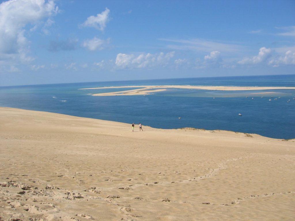 strand dune du pilat frankrijk