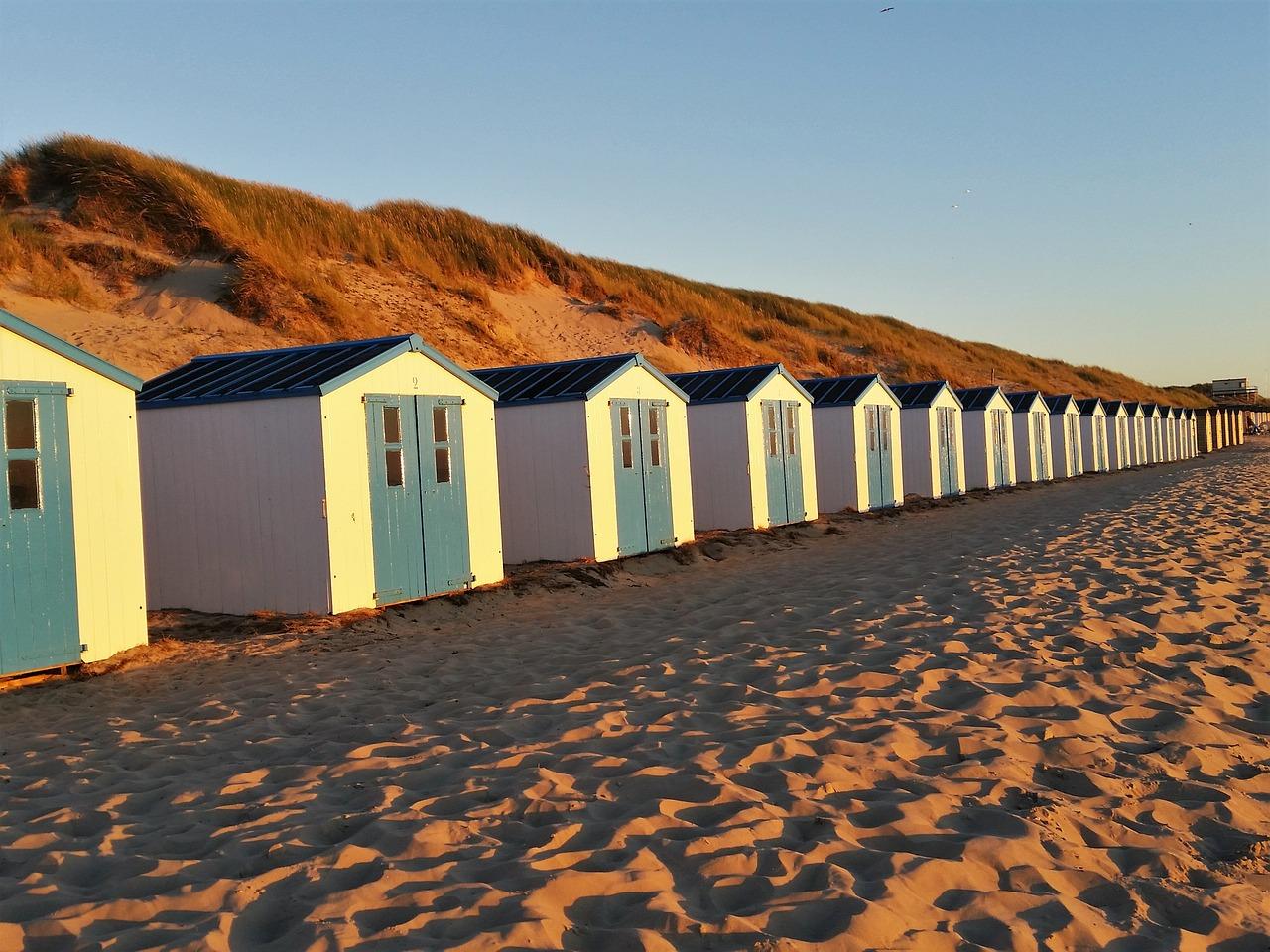 strandhuisjes nederland