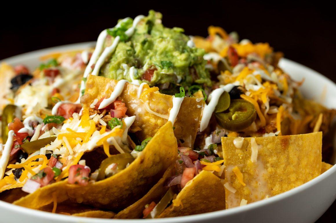 makkelijk recept nachos
