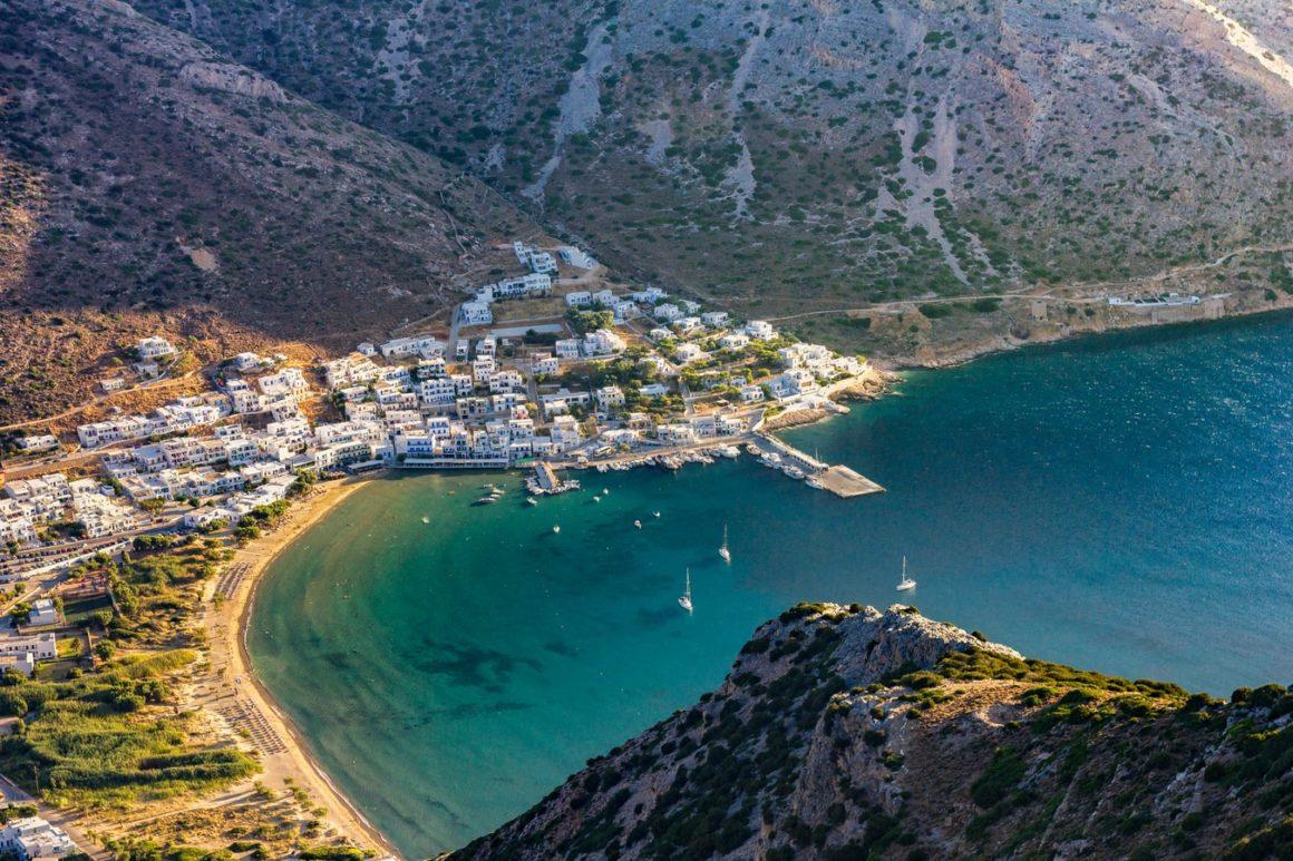 vakantie in griekenland