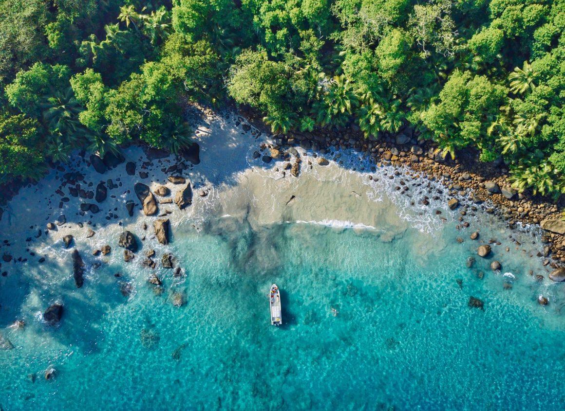 vakantie op de seychellen
