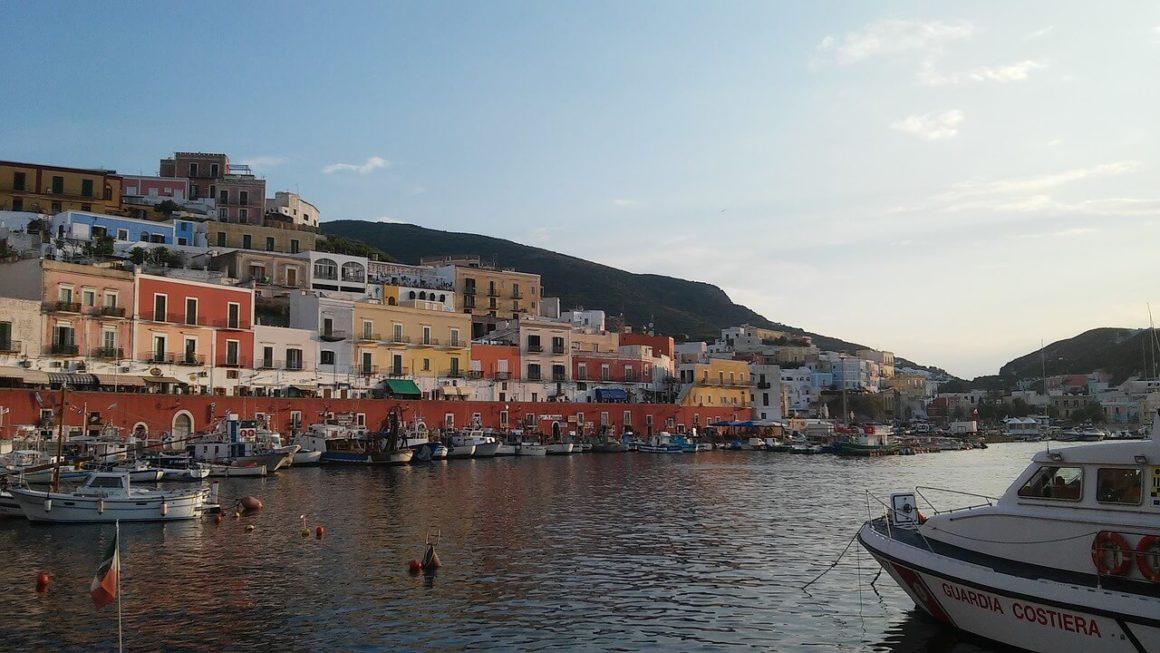 vakantie ponza italie