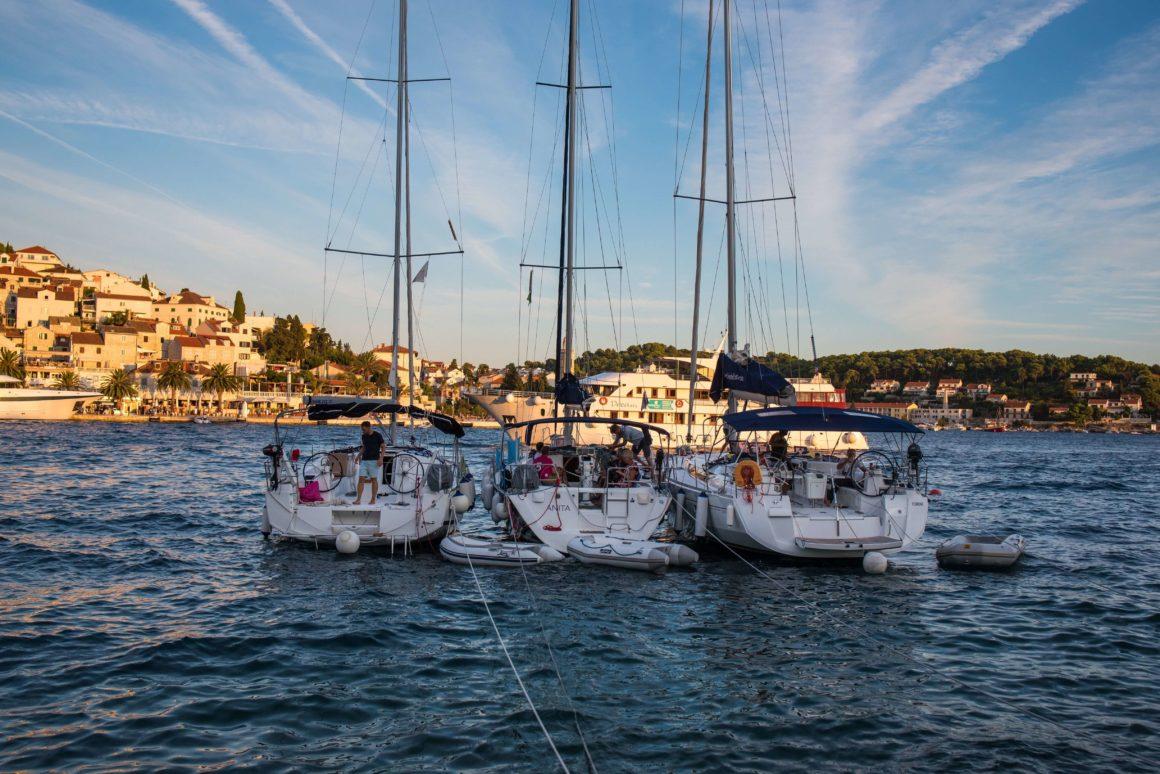 flottielje zeilen