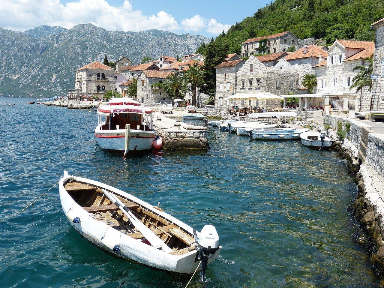 boot huren montenegro