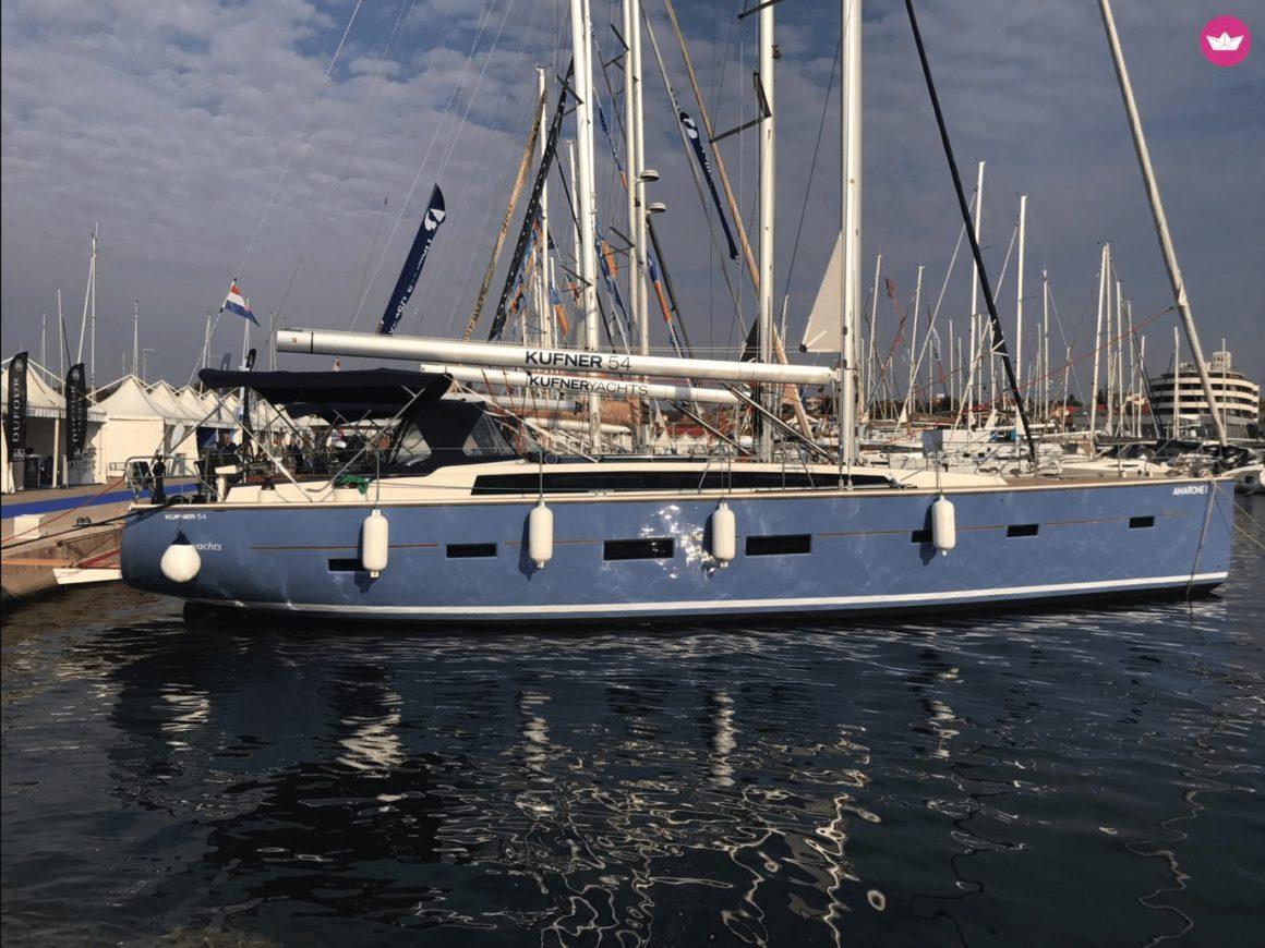 zeilboot huren D&D yachts