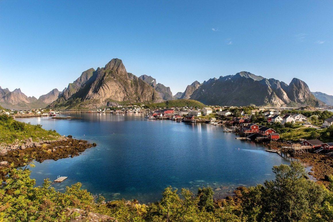 actieve vakantie noorwegen