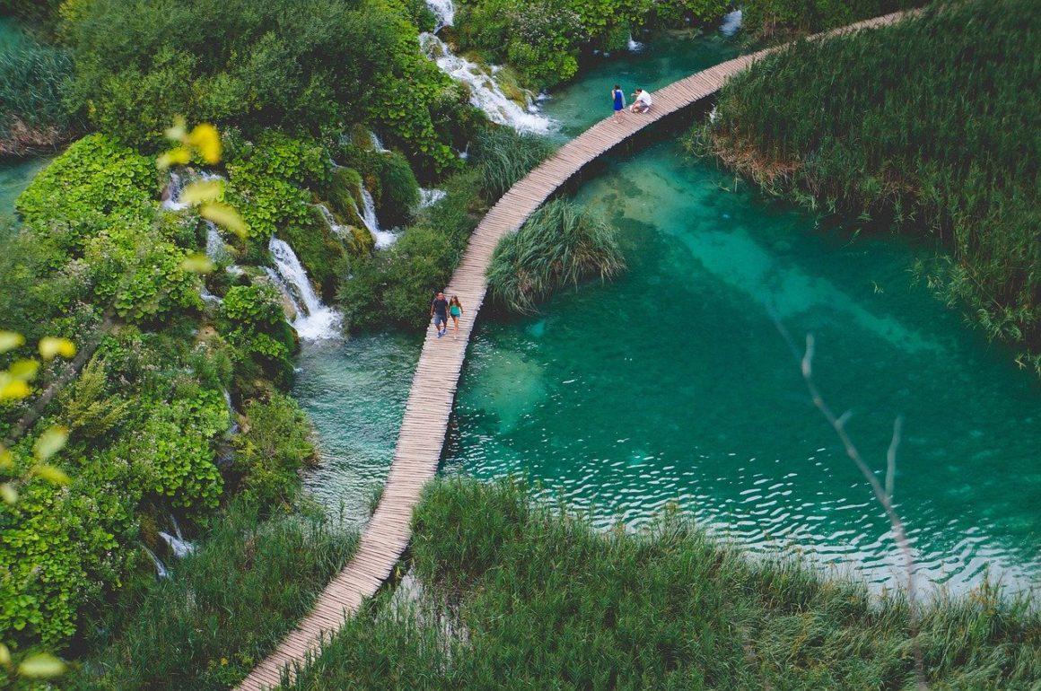 nationaal park plitvice meren