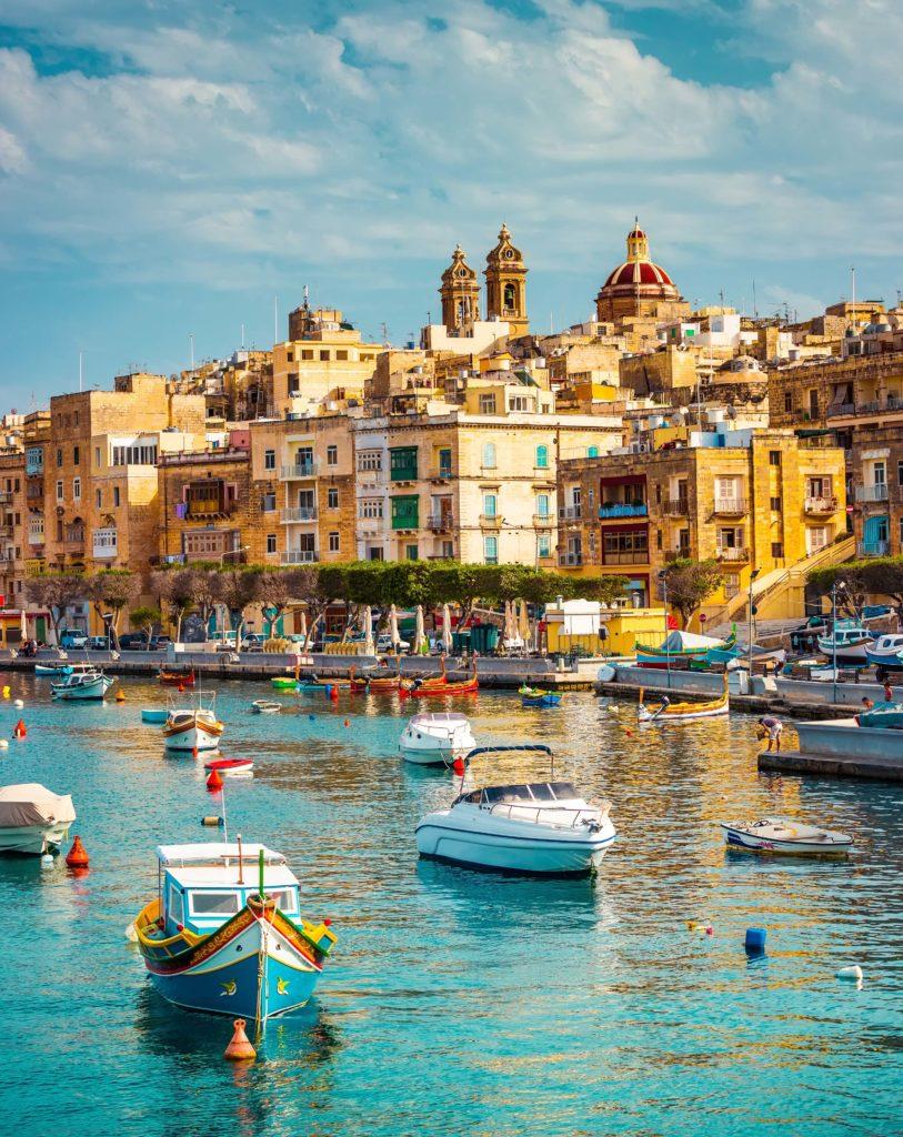 czarter jachtów Malta