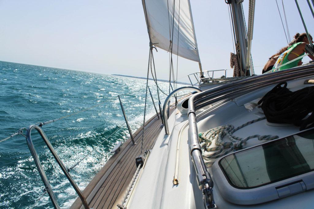 żeglarstwo łódź morze poradnik