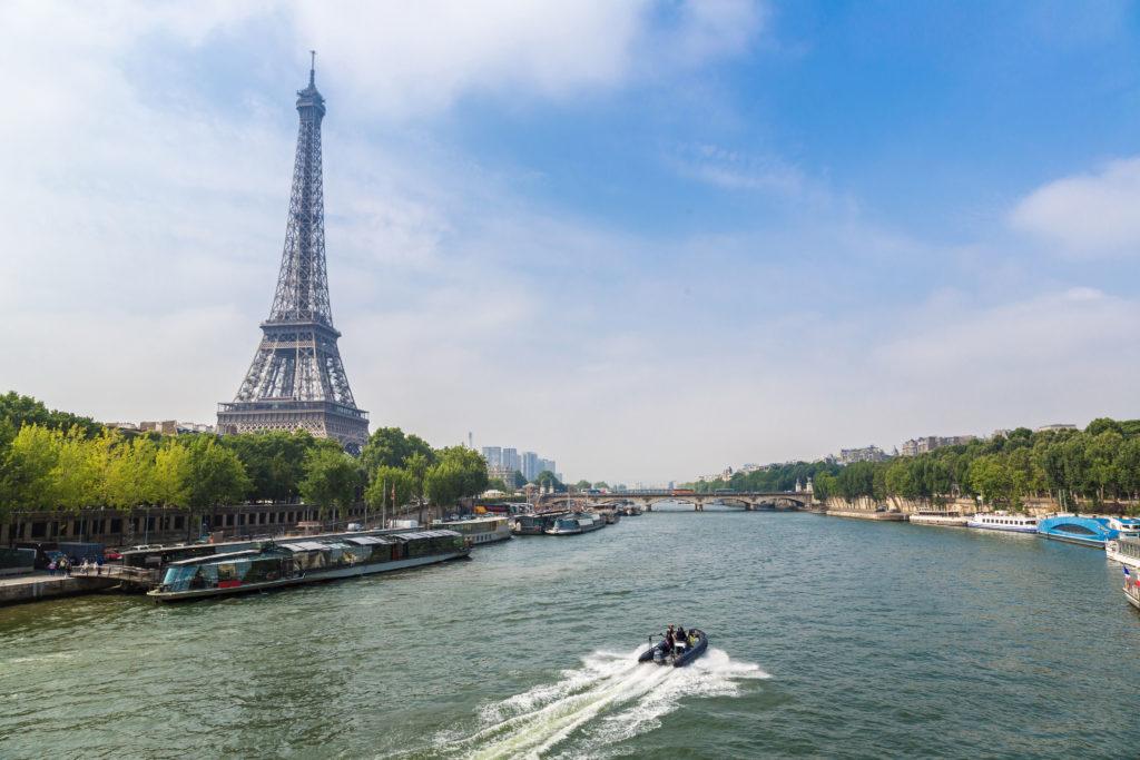 czarter jachtów paryż