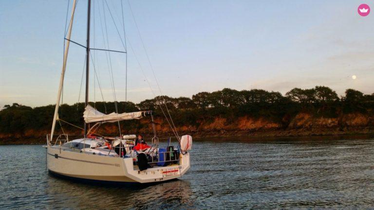 czarter jachtów foret fouesnant-