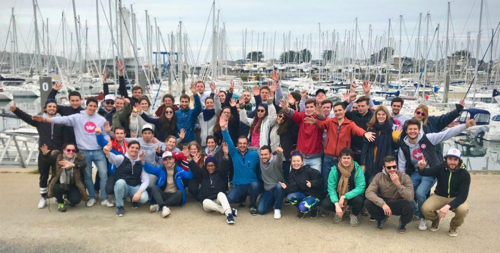wyjazd integracyjny Click & Boat