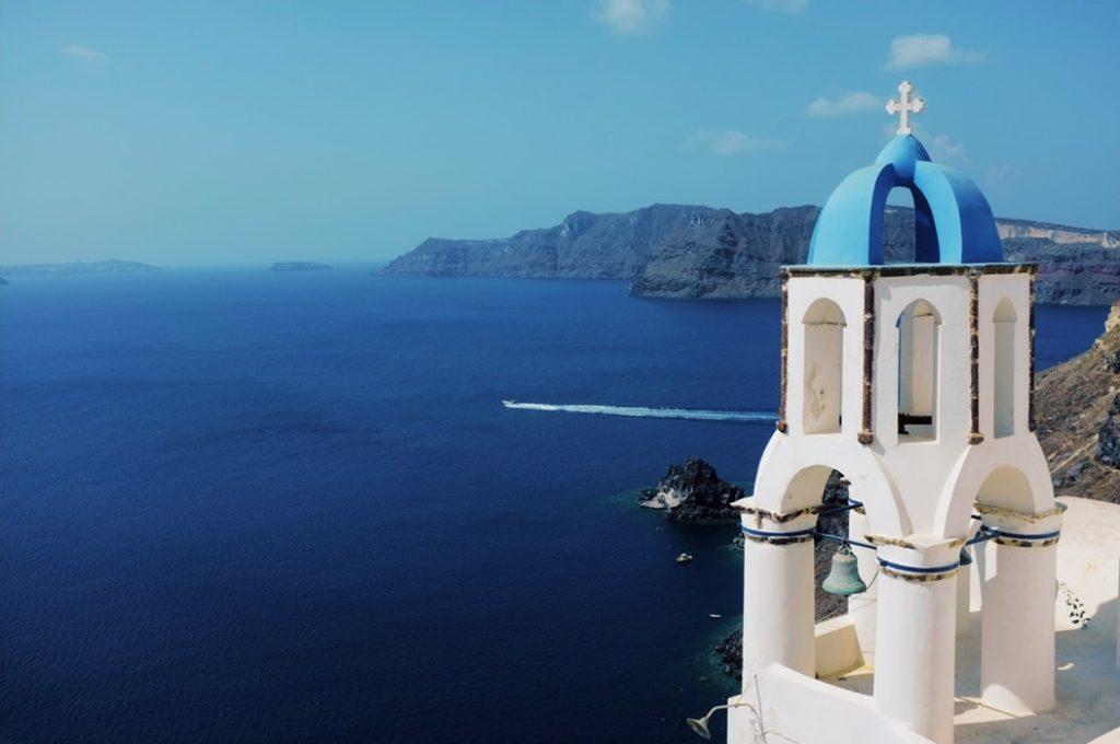 grecja czarter jachtów kaldera