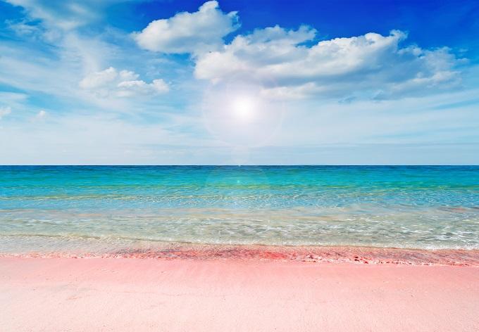budelli spiaggia rosa