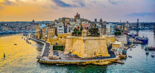 malta, wakacje