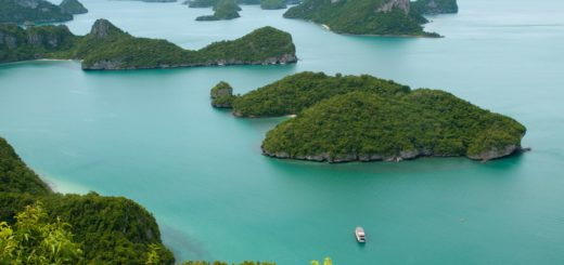 Zielone wyspy w Chorwacji