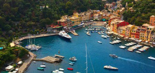 Zatoka w Portofino