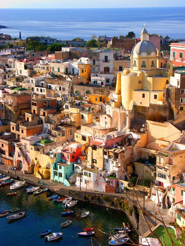 Co warto zobaczyć we Włoszech - Wyspa Procida