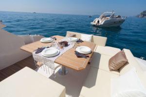 Gotowanie na pokładzie jachtu