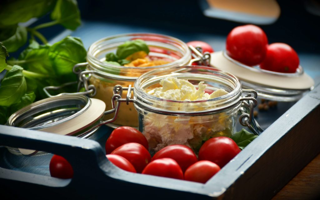 Pomidory i ser feta