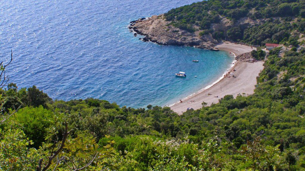 Lubenice wakacje na jachcie czarter jachtów Chorwacja