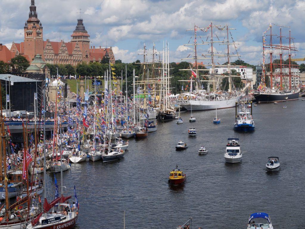 Czarter jachtów Polska Szczecin