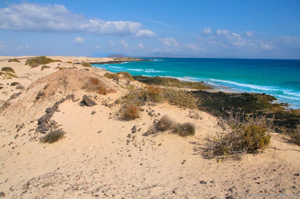 Wyspy Kanaryjskie co warto zobaczyć Fuerteventura