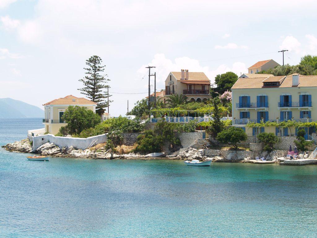 Wybrzeże greckie