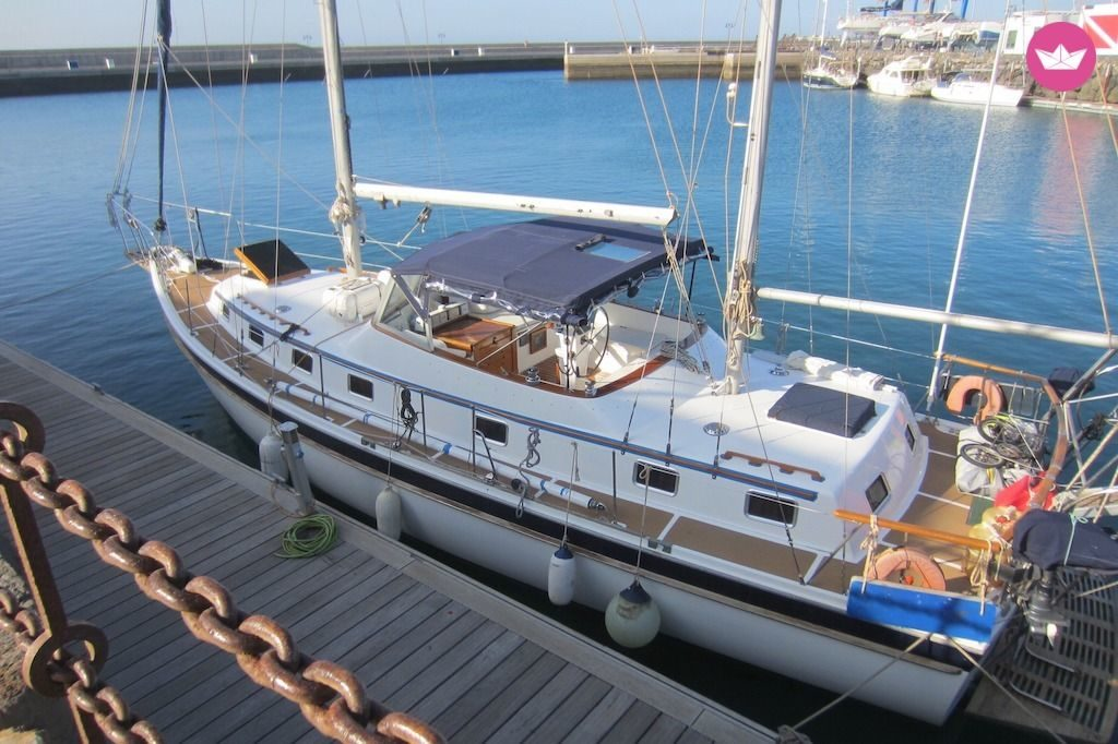 Czarter jachtu żaglowego Wyspy Kanaryjskie