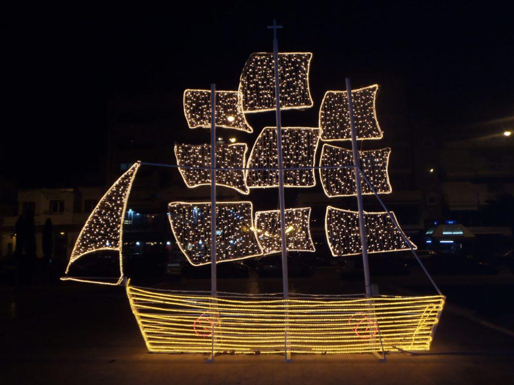 Grecja statek świąteczne tradycje czarter jachtów