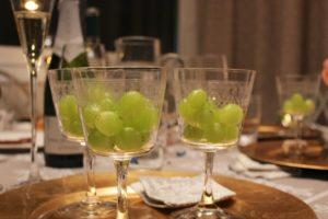 Winogrona Nowy Rok Teneryfa