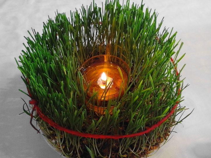Stroik z przenicy świąteczne tradycje Chorwacja