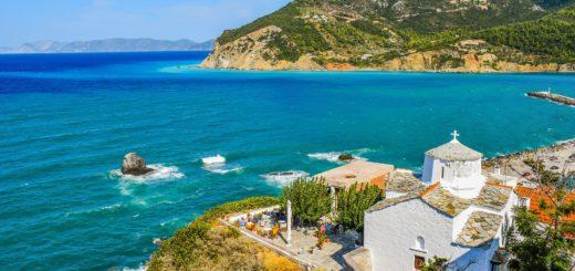Wybrzeże Grecja czarter jachtów