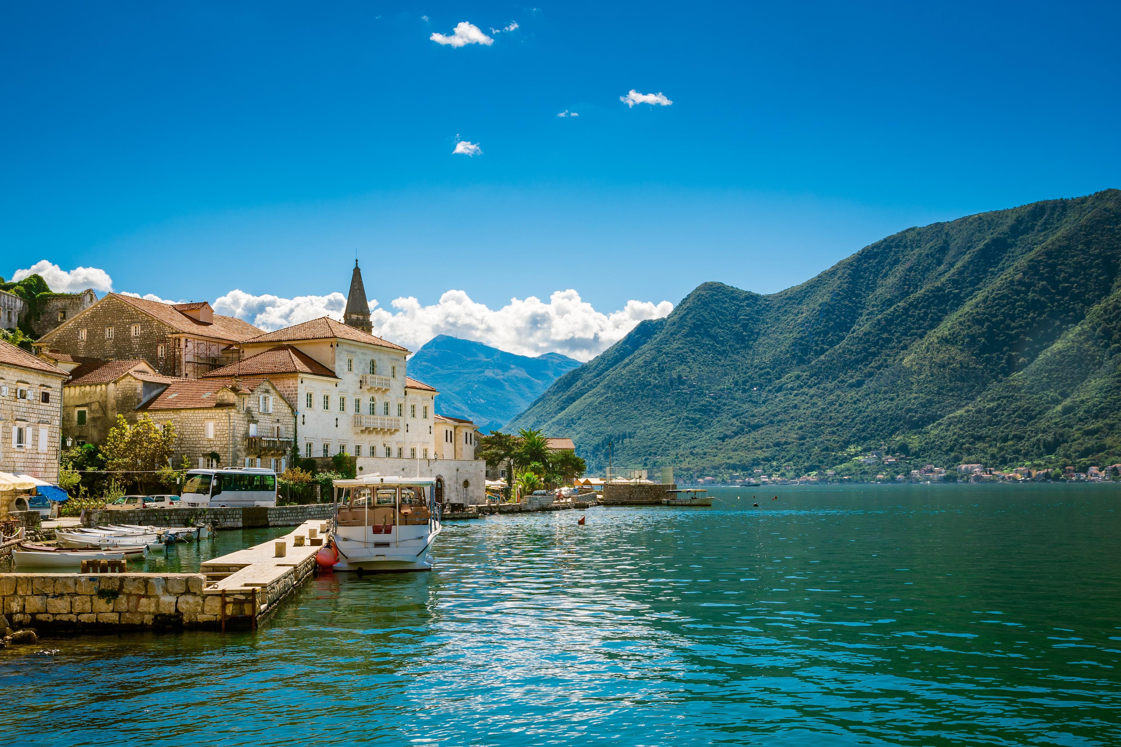 Czarnogóra wakacje czarter jachtów