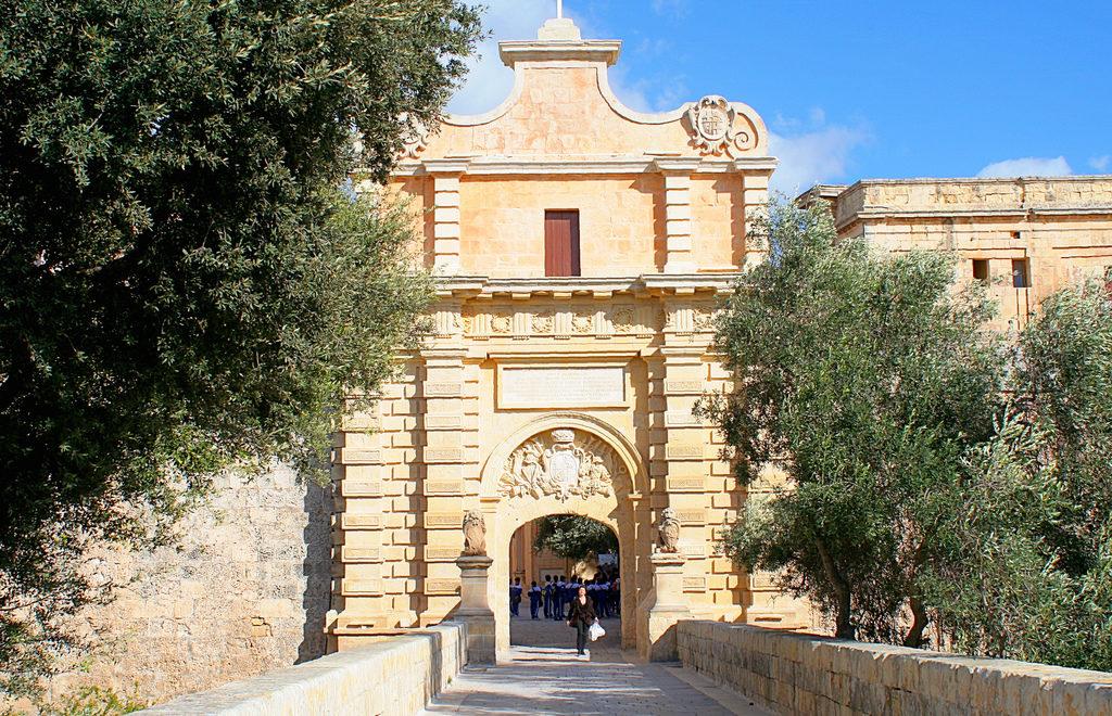 Wakacje na Malcie Mdina