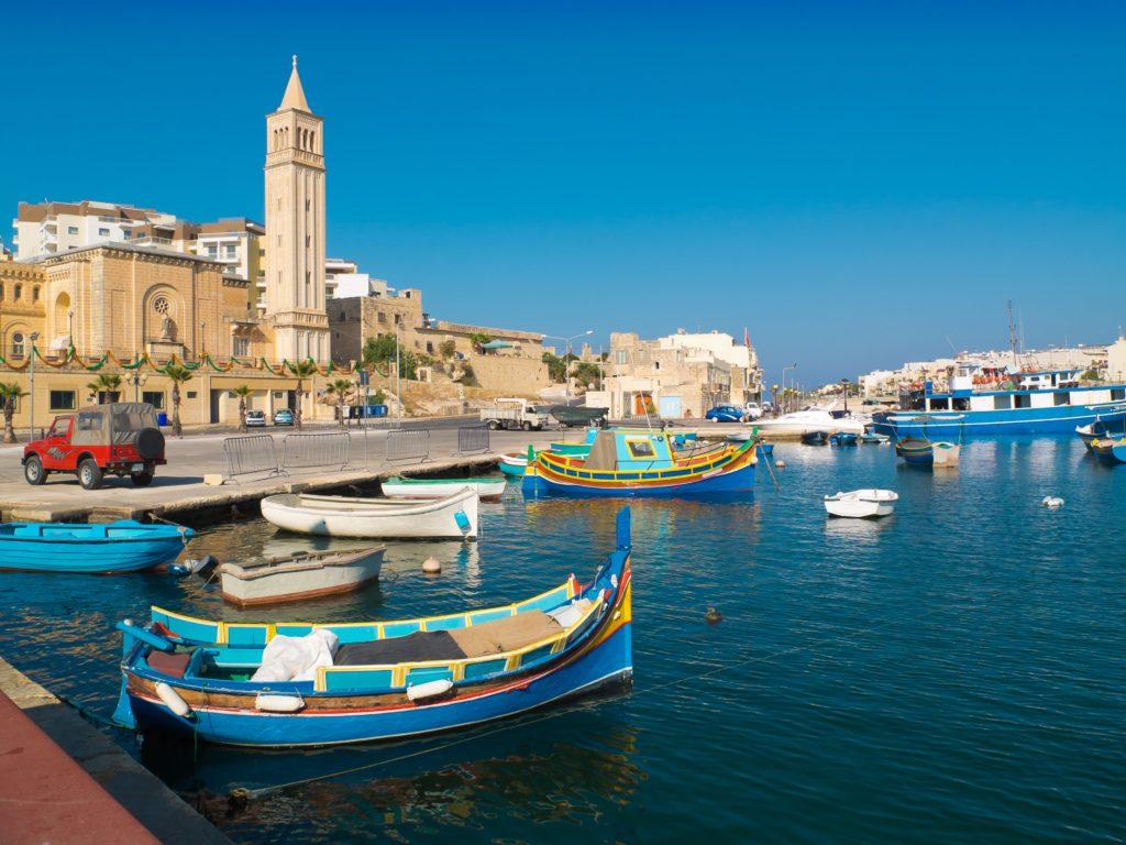 Port wakacje na Malcie